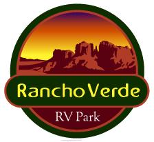 Rancho Verde RV Park Logo
